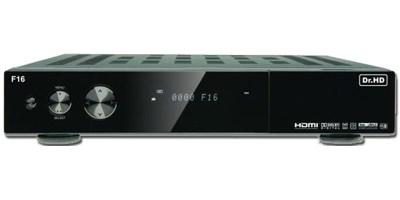 HDTV ресивер dr. HD f16.